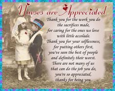 Verse of appreciation for nurses on Nurses Day or any day. Free online Nurses Are Appreciated ecards on Nurses Day Happy Nurses Day, Putting Others First, Beautiful Nurse, Name Cards, Friends In Love, Card Sizes, To Tell, Compliments, Verses