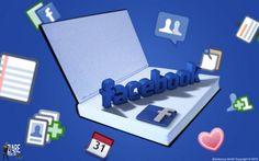 Facebook 3D Concept