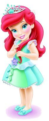 princesas+disney+baby-gifs+linda+lima+%2822%29.png (166×412)
