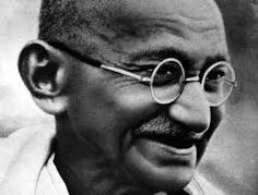 Mahathma Gandhi,  my favourite leader