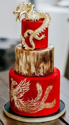 Chinese cake!