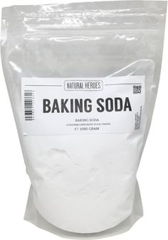 Baking Soda, 50 manieren om dit wondermiddel te gebruiken - Firma Huishouden Best Picture For vegan baking For Your Taste You are looking for something, and it is going to tell you exactly what you ar Home Remedies, Natural Remedies, Cleaning Painted Walls, Tips & Tricks, Vegetable Drinks, Sodium Bicarbonate, Simple Life Hacks, Healthy Beauty, Natural Cleaning Products
