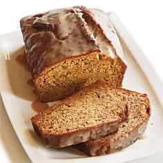 Chai Banana Bread Recipe from myrecipes.com