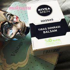 MAKYAJSU: NIVEA MEN AFTER SHAVE BALSAM İNCELEMESİ