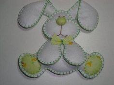 Resultado de imagen para artesanato para pascoa em tecido