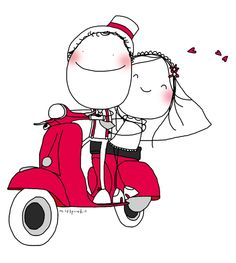 Siganme como Dayanna_2502 por favor , nada les cuesta es solo un click y ¡Listo! . Wedding Illustration, Cute Illustration, Wedding Drawing, Couple Cartoon, Jolie Photo, Stick Figures, Couples In Love, Happy Anniversary, Cartoon Drawings