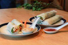 Caro von www.guteguete.at testet nicht nur Restaurants in Salzburg, sondern hat für uns auch ein leckeres Rezept für Thai-Sommerrollen ausprobiert.   Das Rezept findet ihr auf http://blog.mjam.at