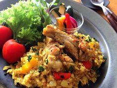 炊飯器ひとつで!鶏手羽元のジャンバラヤ風炊き込みご飯 by nori*さん | レシピブログ - 料理ブログのレシピ満載!