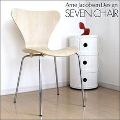 Modern Chairs セブンチェアアルネ ヤコブセン 北欧デザイン家具 6中 インテリア 雑貨 ¥4000yen 〆05月27日