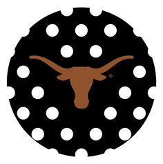 University of Texas Dots Collegiate Coaster