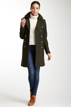 really need a new jacket - mix of classic trench and wool is great; colors can be tan, black or gray