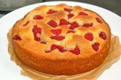 Yoghurtcake met frambozen - 021
