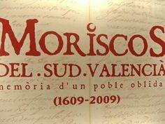 """""""Moriscos del sud valencià. Memòria d'un poble oblidat"""""""
