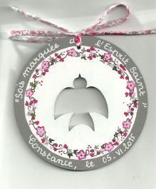 medaillons pour le bapteme, confirmation, naissance
