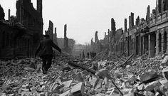 Dresden, fevereiro de 1945:o inferno somos nós