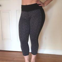 Workout pants Black and grey workout pants Pants Track Pants & Joggers