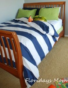Nautical Boy Bedding