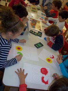 Τέχνη. Νηπιαγωγείο. Παρέα με τους ζωγράφους: Βασίλι Καντίνσκι Kids Rugs, Home Decor, Decoration Home, Kid Friendly Rugs, Room Decor, Interior Decorating