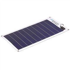 The Brunton Solar Marine 14 watt is an ultimate panel for all watercraft.