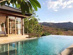 Meilleurs hôtels à Bali (à tous les prix) - Digital Nomadess Ubud, Glamping, Bungalow, Villa, Le Prix, Great Hotel, Architecture, Mansions, House Styles