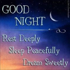 Such a peaceful day.. Going to sleep now.. Night ❤️