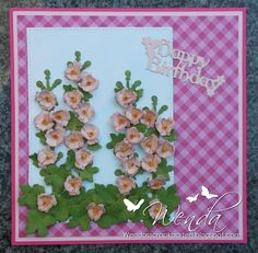 craftliners: Zeg het met bloemen
