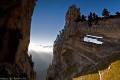 Chartreuse Arch (French Alps)