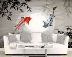 Wandar Wall Mural by OhPopsi from Brewster Wallcovering.