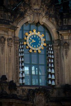 The Zwinger (Der Dresdner Zwinger), Dresden, Germany.