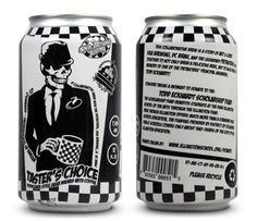Taster's Choice, a coffee-enhanced doppelbock, from Ska Brewing/DC Brau/The Pietasters