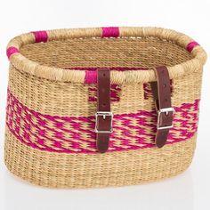 Oblong Bike Basket