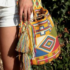 NEW! NEW! NEW! From Colombia to the UK...Discover our selection of Handmade Mochila bags !Now available at www.damijina.co.uk WORLDWIDE DELIVERY ! Bohemian Style, Fashion Accessories, Delivery, Mexican, Handbags, Backpack, Colombia, Bags, Totes