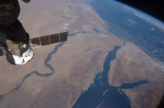 Middle East from the International Space Station by Fragile Oasis
