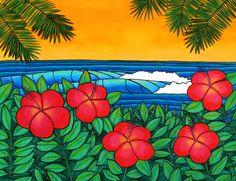 Hawaii by Amy Hammond