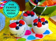 Ultimate Picnic Ideas - Over 25 yummy picnic recipes + games and more!