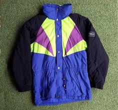 Retro Half Zip Bat Winged jacket Size - Medium/Large jGXn33j