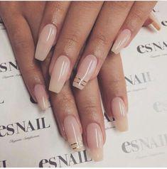 Simplistic Nails!!