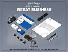 #Corporate #identity refers to #official #marketing and #advertising of the company and promote all #products to recognize them globally.Boundless Technologies offers high quality #brochure #designing, #banners, #logos and #office #stationery and other brand uplift tactics to grow the #company goodwill and image in the #market. Let Do Contact.! 971 564067797, 971-043350229. visit: https://goo.gl/p0Mng7 #Identitytheft #branding #corporateidentity #logo #wowlogo #cheaplogo #customlogo…
