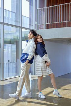 Ong Seong Wu & Jeon Somi new models for 'Beanpole Sport' | Koogle TV