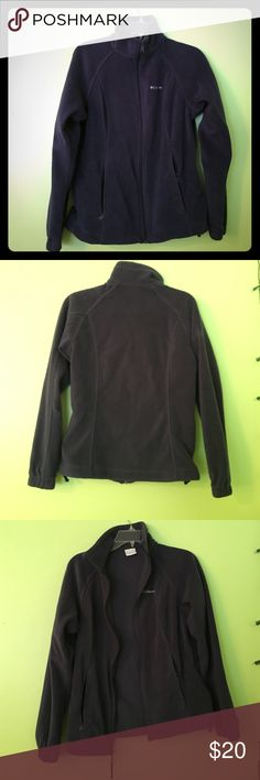 Columbia jacket Navy blue Columbia jacket. Size medium. Gently used and in great condition! Columbia Jackets & Coats