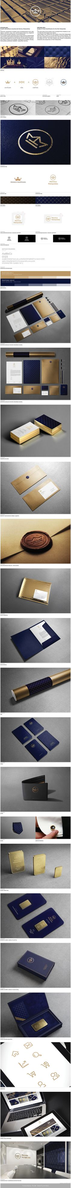 DIPLOMA 2014Design of visual identification for the Mint Malopolska—The main…