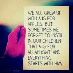 We all grow up