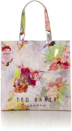 e7c8ac0b88e86 TED BAKER LONDON Orcon Tote Bag - Lyst Ted Baker Tote Bag