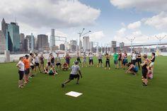 Full List of Waterfront Workouts - Brooklyn Bridge Park