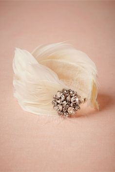 Have I pinned this before? Because I looooove it. Le Plume Bracelet in Shoes & Accessories Jewelry at BHLDN