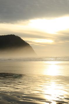 Seaside, OR - one of the most beautiful beaches I've been to