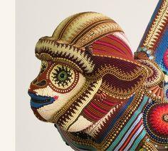 Koko Monkey • Jan Huling – Bead Artist