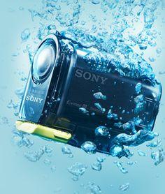 Demuestra que eres parte de la accion y gana una Action Cam de Sony