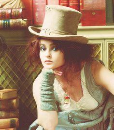 Helena Bonham-Carter, i love this woman!!