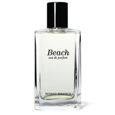 Bobbi Brown Beach Fragrance Eau de Parfum (EDP) Spray fl oz/ 50 ml It's the same scent, but with a new look--Bobbi's best-selling fragrance gets an update Perfume Glamour, Perfume Hermes, Perfume Versace, Bobbi Brown Beach Perfume, Beauty Secrets, Beauty Hacks, Beauty Products, Skin Products, Makeup Products